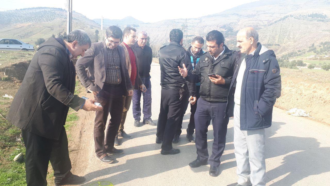 محدوده شهری رستم آباد بازنگری و تفکیک شد