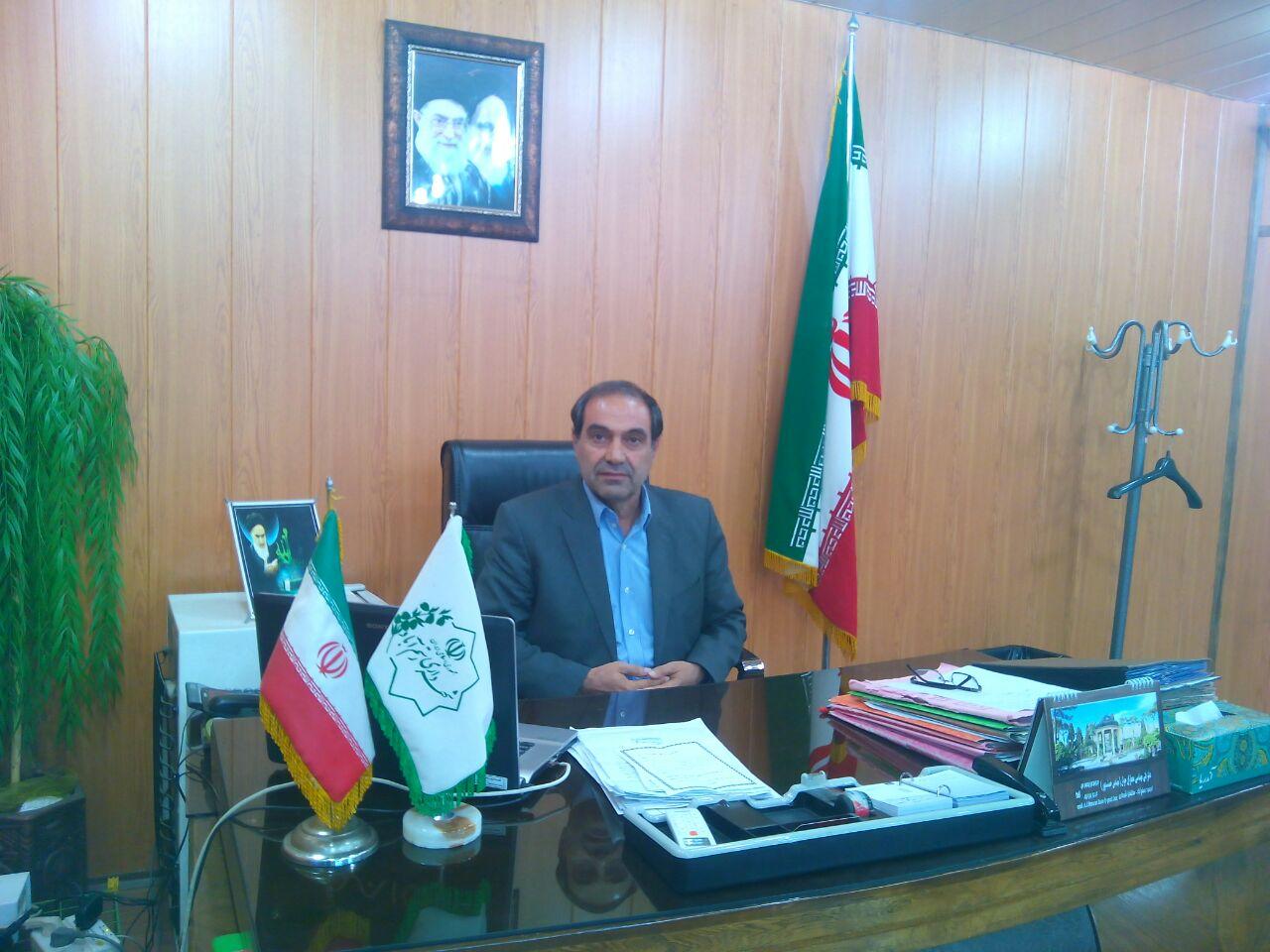 شهردار رستم آباد سی امین سالگرد زلزله شهرستان رودبار در خرداد ۶۹ را تسلیت گفت